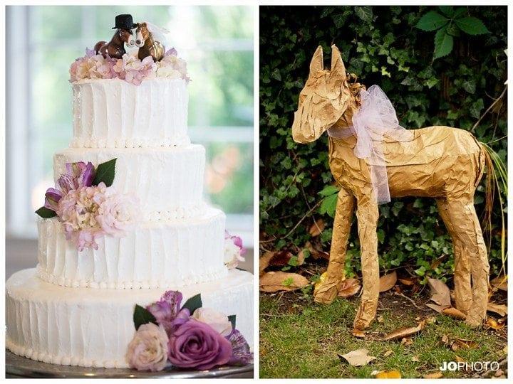Horse Themed Wedding 720540 1 Always In Bloom Llc